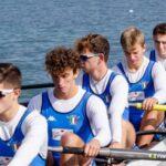 Europei Junior: Melegari quinto a Monaco nell'otto